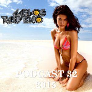 Carlos Tarifeno - Podcast 32 2015