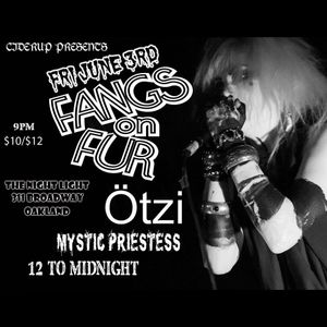 Fangs On Fur | Ötzi | Mystic Priestess | 12 To Midnight • Between Band Songs 06-03-16