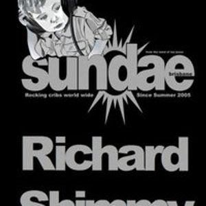 Richard Shimmy - Sundae, Brisbane June 2012.