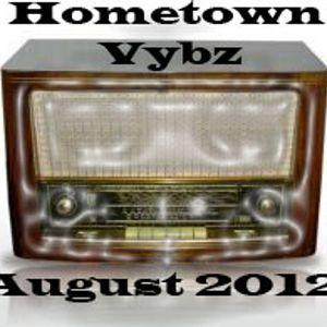 HometownVybz August 2012 Auxburg Reggae Radio Station