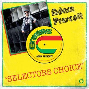 Selectors Choice: ADAM PRESCOTT