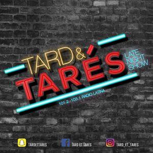 live on air at Tard et Tarés on radio latina luxembourg