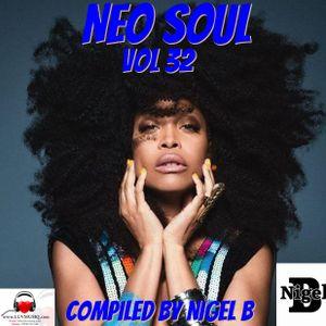 NIGEL B (NEO SOUL 32)(FEMALE)