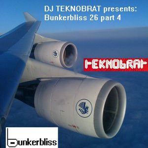 DJ TEKNOBRAT presents Bunkerbliss 26 part 4