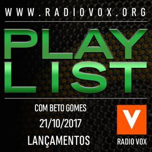 PlayList Vox 96 - Lançamentos