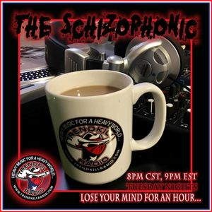 The Schizophonic On Trendkill Radio Session 53