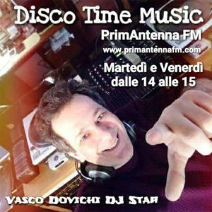 Disco Time Music - N°02 (Primantenna FM)