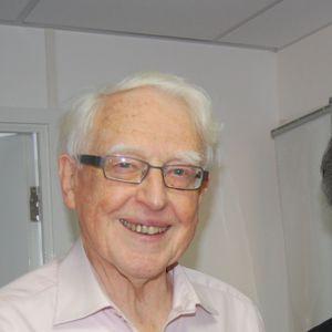 Professor Lawrence Haddad interviews Sir Richard Jolly