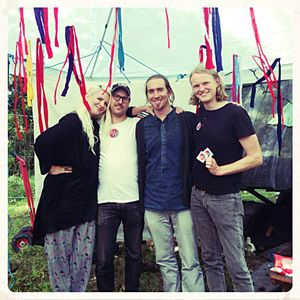 Nordic Vibrations @ Dragonfly Festival - House of Trees interview