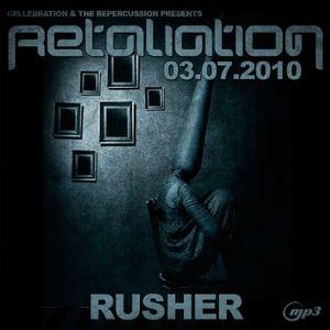 Rusher live at Retaliation 03.07.2010