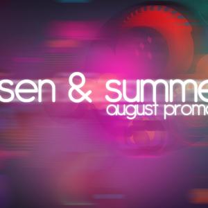 Arisen & Summers - Promo Mix August
