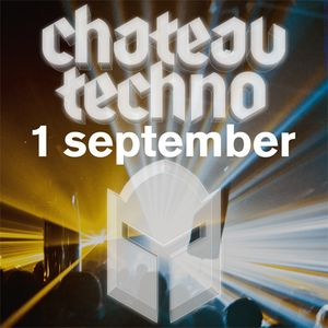 Esther Duijn recorded live at Chateau Techno Amsterdam 1-09-12