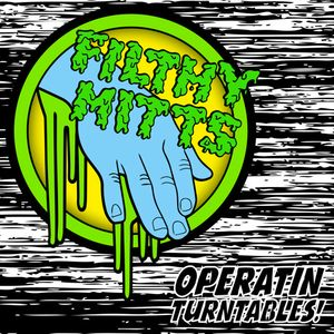 FILTHY MITTS : operatin' turntables (4-deck mixtape)