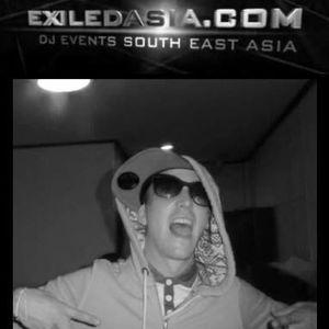 DJ DAVE DAVOTED EAZY DEEP MIX EXILED ASIA FEBRUARY 2015