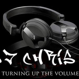DJ Chris V-Visionz of Techno-April 2013
