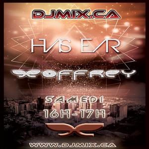 GEOFFREY - HAS EAR # 25 (2017-10-14) DJMIX.CA