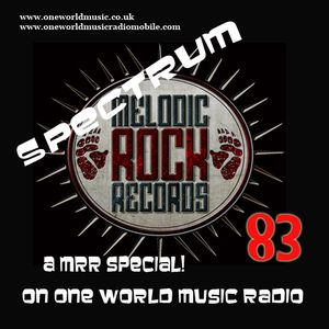 Spectrum 83: Melodic Rock Records II by One World Music