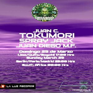Juan Diego MF - Wormhole Radio Session 009