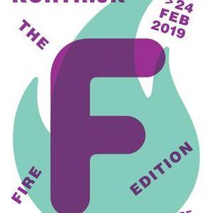 Weerklank (Festival Kortrijk: The Fire Edition) - 14 februari 2019