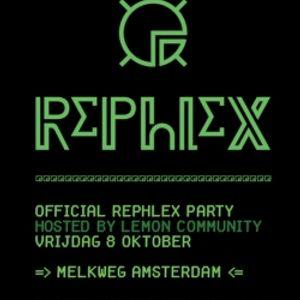 Lemon Bass Crew - Rephlex Promo Mix