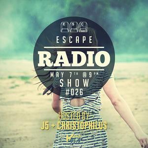 Escape Radio SHOW# 26