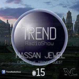 Trend Radio Show by Nico C - #15 - Trance Guest: Hassan Jewel