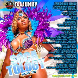 DJJUNKY - SOCATOLOGY MIXTAPE 2K16