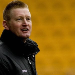 Steve Lomas speaks about the launch of the Harry Gregg Foundation