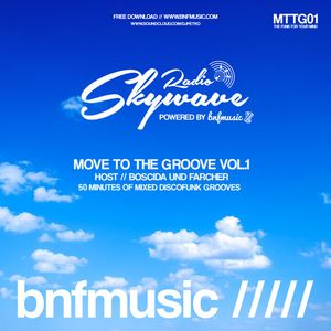 Skywave Radio - Move To The Groove Vol.01 (Host Boscida Und Farcher)