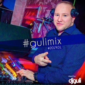 gulimix201901 mixed by dj guli