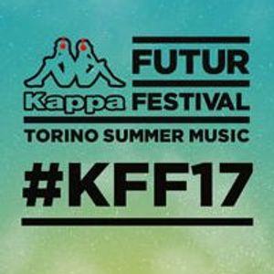 The Black Madonna @ Kappa FuturFestival 2017, Parco Dora, Torino - 08 July 2017