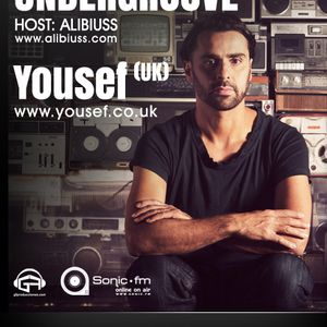 Undergroove Radio Show - w/guest YOUSEF (August 2012)