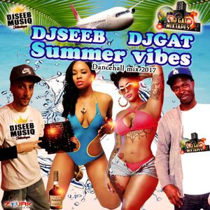 DJSEEB x DJ GAT THE HOTTEST SUMMER MIXTAPE AUGUST 2017 1876899-5643