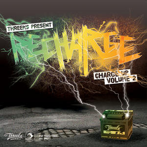 Recharge 2011 aka Charge Up Vol. II mixed by Wiesel