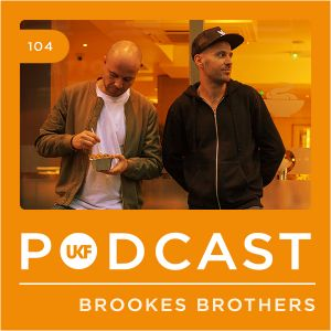 UKF Podcast #104 - Brookes Brothers