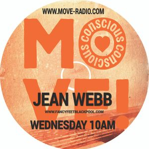 JEAN WEBB HER FIRST SHOW ON MOVE RADIO PLAYING EVERY WEDNESDAY AT 10AM