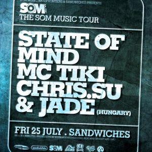 State of Mind & Tiki - Sandwiches 2008