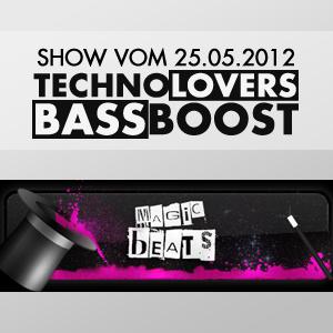 Dj BassBoost - MagicBeatz! - 25.05.2012 - TechnoLovers.FM