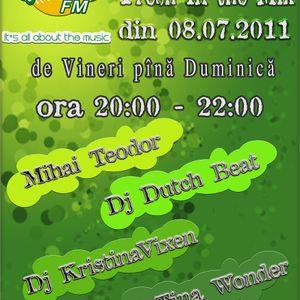 Dutch Beat - Fresh In the Mix live (Fresh Fm 105.9 Mhz / www.freshfm.md)(15.07.11)