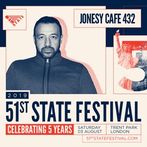 Jonsey - Cafe 432 31 JUL 2019