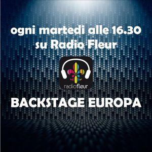Backstage Europa 9 APRILE 2013
