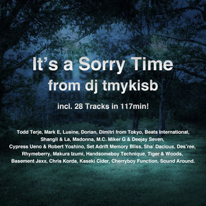 It's A  Sorry Time -Todd Terje & etc.