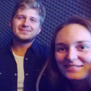 Literacki wolny eter - rozmowa z A. Roszman i M. Marciszem z Kolacji Literackich