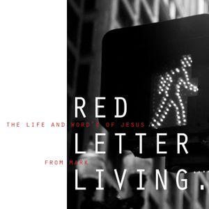 Red Letter Living // Kingdom Stories // Jonny Leech