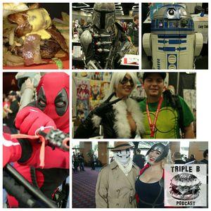 Episode 16 - Rose City Comic Con (9-20-15)