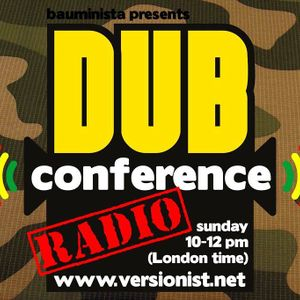 Dub Conference - Radio #01 (2014/10/12)