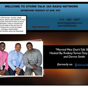 "The Storm with ""Married Men Don""t Talk"""