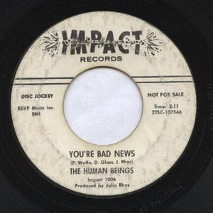 RICH & JOHNNY's INZANE MICHIGAN MIX= THE HUMAN BEINGS FROM DETROIT
