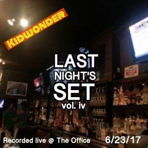 "LAST NIGHT""S SET VOL. 4"