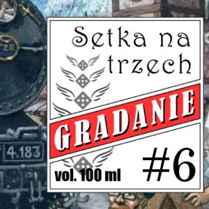 Setka na trzech #6 - Wsiąść do pociągu Europa